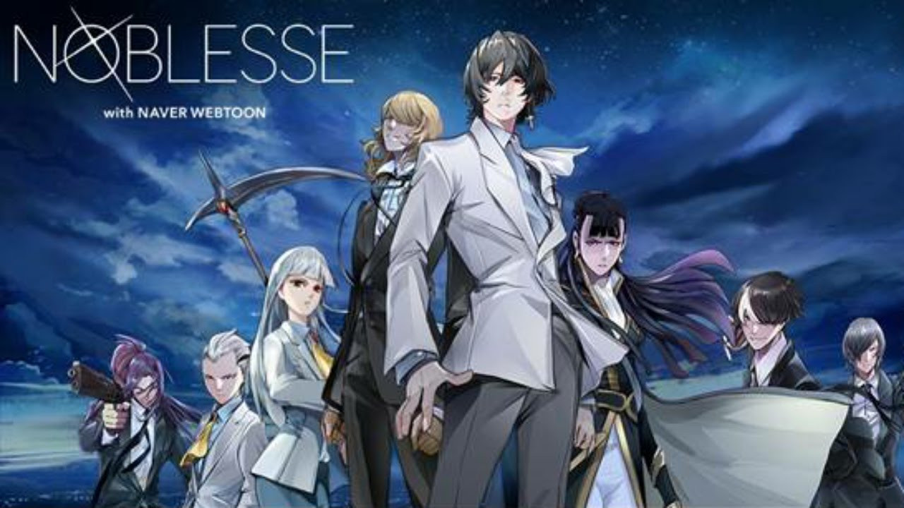 Tower of God and Noblesse animation in development | OTK!