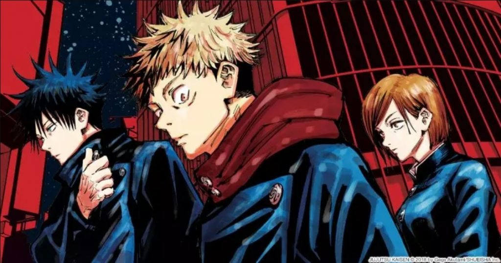 Jujutsu Kaisen Anime Cast And Staff Detailed In Pv Otk